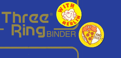 Three Ring Binder