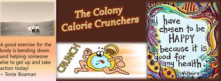 Saturday Crunch those Calories Walking Group