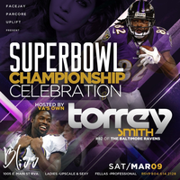 Superbowl Championship Celebration w/ Torrey Smith of...