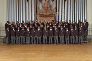 Morehouse College Glee Club - St. Patrick's Day Concert
