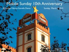 Mobile Sunday @ MWC15