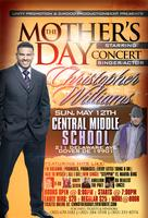 THE MOTHER'S DAY CONCERT STARRING CHRISTOPHER WILLIAMS