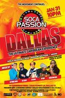 SOCA PASSION DALLAS - The Ultimate Caribbean...
