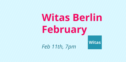 #Witas - Women in Tech and Startups Berlin,...