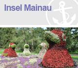 Insel Mainau (inkl. Mainau-Eintritt; Hin- & Rückfahrt)