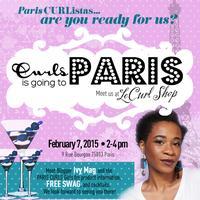 CURLS in Paris!