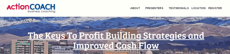 The Keys to Profit Building Strategies and Improved Cas...
