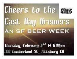 E.J. Phair Presents: Cheers! To the East Bay Brewers -...