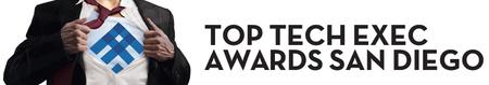 Top Tech Exec Awards San Diego 2015