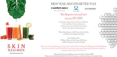 New Year, An Even Better You! January 29th, 2015