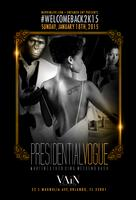 "Welcome Back 2K15 ""Presidential Vogue"""