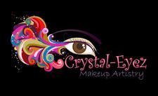 Crystal-Eyez Makeup & Beauty Lounge logo