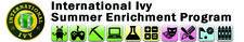 International Ivy Summer Enrichment Program logo