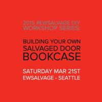 Workshop: Make Your Own Door Bookcase