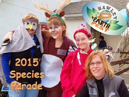 Hawley Earth Fest 2015 Species Parade