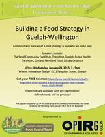 GWFRT Engagement Series - Building a Guelph-Wellington...