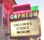 Orpheum Children's Science Museum logo