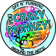 You Crazy Monkey Youth Obstacle Course