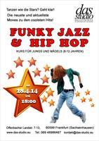 Funky Jazz & Hip Hop für Jungs und Mädels (8-12...
