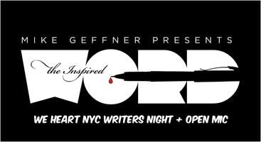 We Heart NYC Writers Night + Open Mic - Poetry & Prose