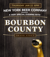 Bourbon County Brand Stout Special Evening - First...