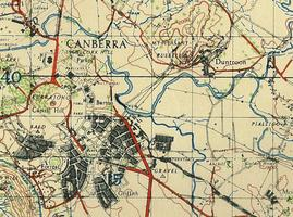 The Power of Maps, National Library of Australia
