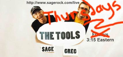 The Tools Show with Sage & Greg