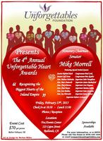 The 4th Annual Unforgettable Heart Awards