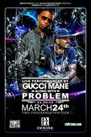 Spring Break Jumpoff with Gucci Mane & Problem Live in...