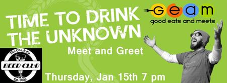 """FREE EVENT--The Good Eats """"Meet and Greet"""" Social at..."""