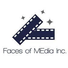 Faces of MEdia Inc. logo