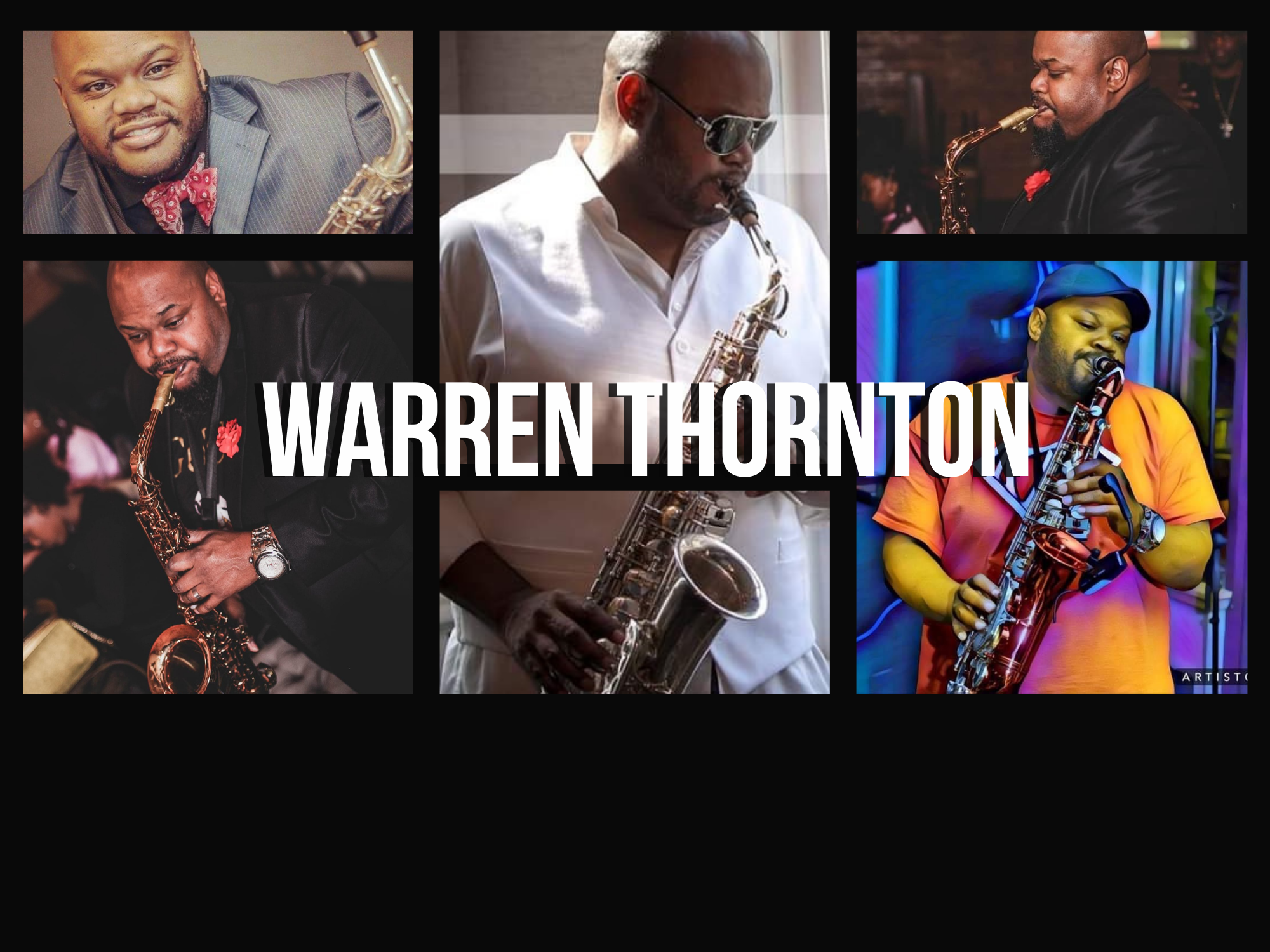 Thursday Night Live w/ Warren Thornton