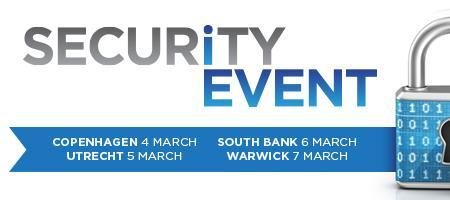 IBM i Security Event - Utrecht (New date!)