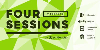 [T]echdencias Four Sessions - Febrero 2015