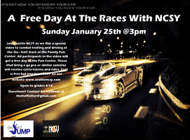A Day at the Races with NCSY