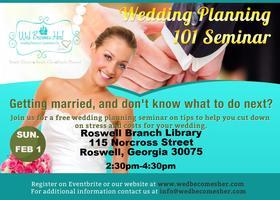 Wedding 101 Workshop