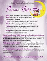 DCS February Parents' Night Out