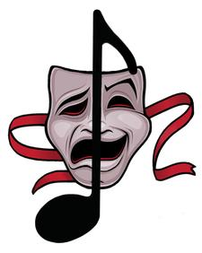 Musical Masquers, Inc. logo