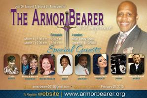 ABC Conference:  Armor Bearers Conference with Dr. M....