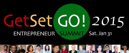 GetSetGO! Entrepreneur Summit 2015