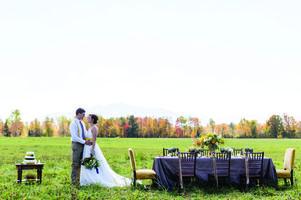 NH Wedding Magazine Bridal Show at Bellevue Barn