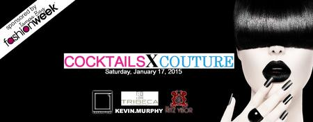 Cocktails X Couture 2015