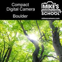 Compact Digital Camera- Boulder