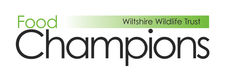 Wiltshire Wildlife Trust: Wiltshire & Swindon Food Champions logo