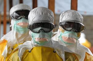 Ebola: inside an epidemic