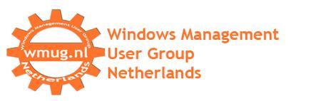 WMUG NL Webinar #1 2015