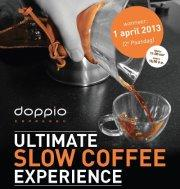 The Ultimate Slow Coffee Experience