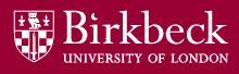 Birkbeck Institute for the Humanities logo