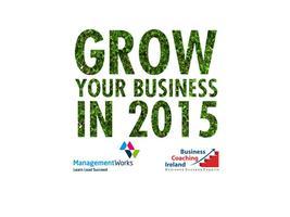 Free Workshop - Growing Your Business: Sligo