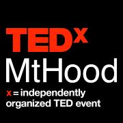 TEDxMtHood logo